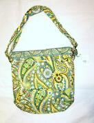 Vera Bradley Lemon Parfait Crossbody