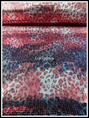 Sequin Fabric By The Yard Ebay