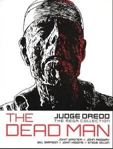 JUDGE DREDD THE MEGA COLLECTION THE DEAD MAN #JD/6