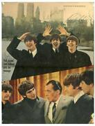 Beatles Signed
