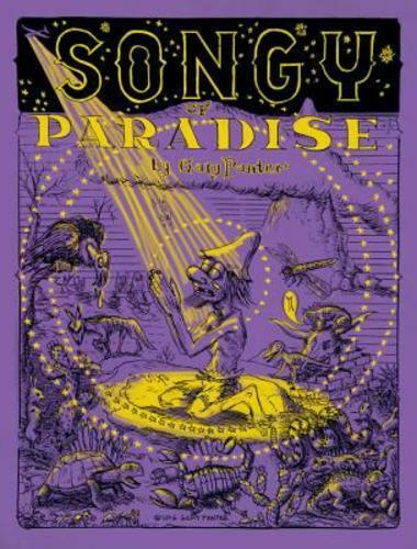 Songy Of Paradise By Gary Panter: Used