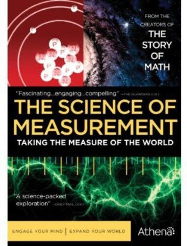 Science of Measurement (2014, REGION 1 DVD New)