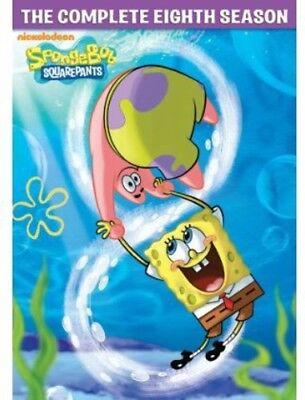 Spongebob Squarepant   Spongebob Squarepants  The Complete Eighth Season  New Dv