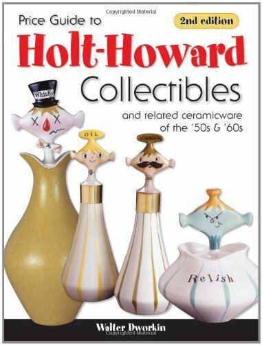 HOLT HOWARD COLLECTIVES Identification and Price Guide 50% OFF FREE SHIPPING