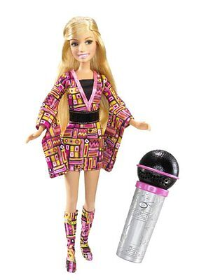 Mattel High School Musical 3 Sing Together Doll Sharpay