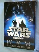 Star Wars Trilogy DVD 2008