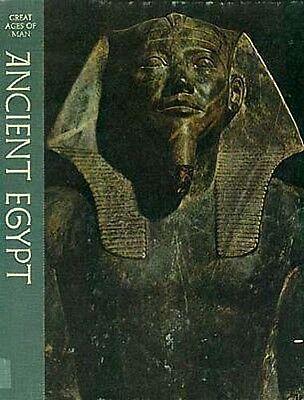 Ancient Egypt Ramses Djoser Nefertiti Akhenaten Isis Time Life Great Ages of Man