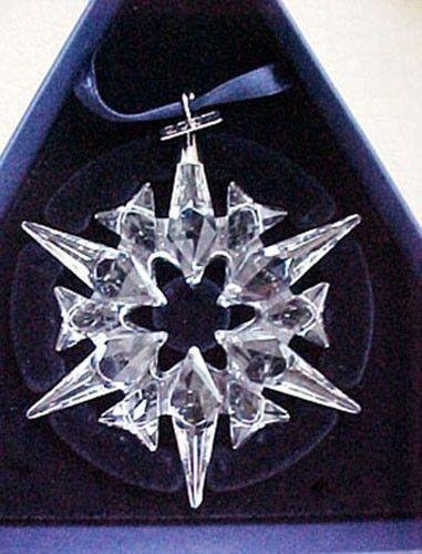 2012 Swarovski Christmas Ornament