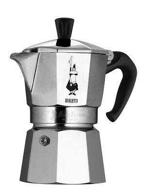 Bialetti 6857 Moka 1-Cup Stovetop Espresso Maker