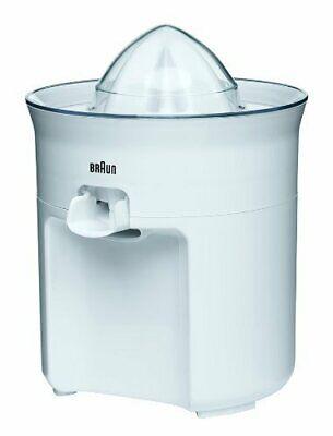 Exprimidor Electrico Braun 60W,permite servir el zumo directo al vaso,antigoteo