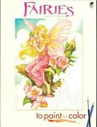 Fairy Coloring Books