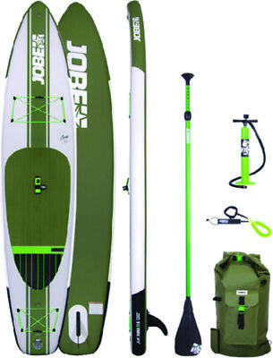 Jobe Sports DUNA 10.6 Inflatable Stand Up Paddleboard Package New In Box