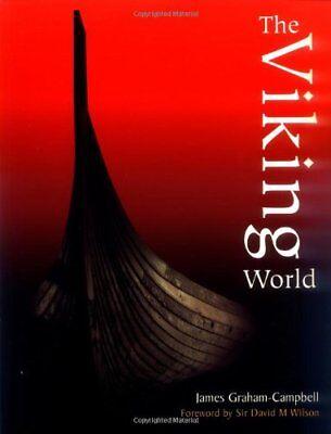 The Viking World,James Graham-Campbell- 9780711218000