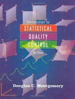 Introduction to Statistical Quality Control, 6th edition