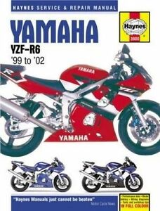 Yamaha YZF-R6,