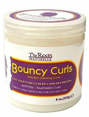 The Roots Naturelle Curly Hair Products Bouncy Curls 8 oz