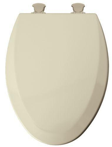 Elongated Toilet Seat Bone Ebay