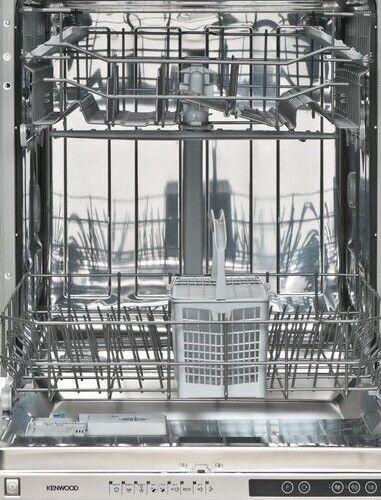 DISHWASHER KENWOOD KID60S17 Full-size Integrated Dishwasher