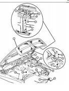 Dodge RAM Motorhaube