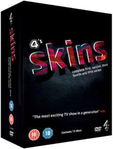 Skins: Complete Series 1-5 DVD (2011) Nicholas Hoult
