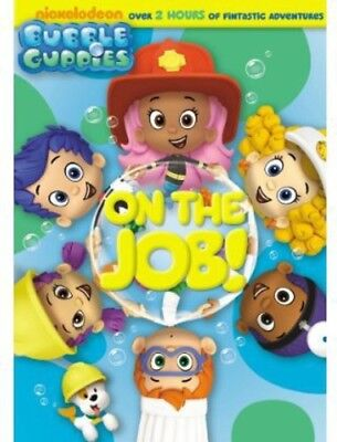 Bubble Guppies: On the Job! [New DVD] Full Frame, Dolby