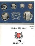 Singapore Proof Set