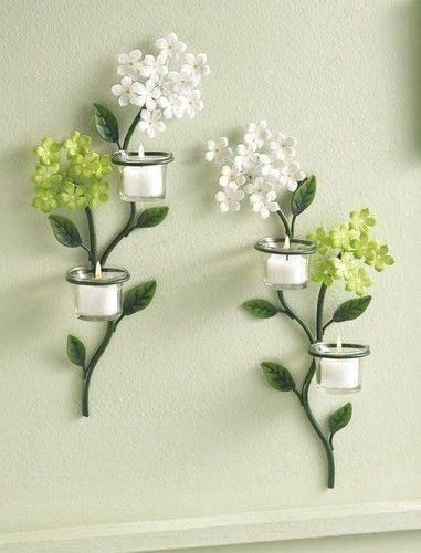 Wall Tealight Holder Ebay