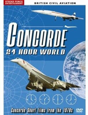 Concorde-24 Hour World [New DVD] NTSC Format, UK - Import