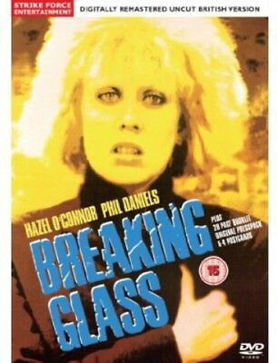 Breaking Glass - Hazel O'Connor - Breaking Glass: Uncut Collector's British Edition [New DVD] NTS