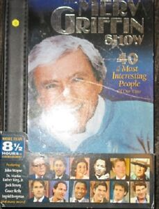 The Merv Griffin Show - 40 Interesting People - DVD set