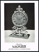 Luxor Clock