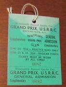 Grand Prix Tickets