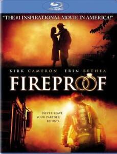 Fireproof - Blu-ray - NEW