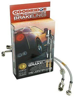 Goodridge G Stop SS Brake Line Kit for 2004 13 Nissan Titan All Models wo VDC