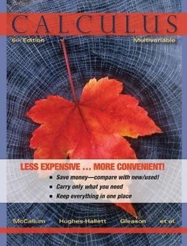 multivariable calculus books ebay