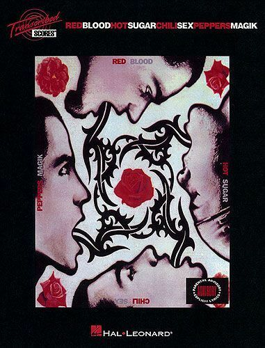 Red Hot Chili Peppers Blood Sugar Sex Magik Play Guitar TAB Music Book