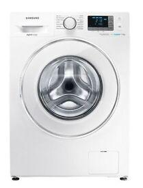 SAMSUNG WF80F5E5U4W Washing Machine + ecobubble,8 kg Wash cool,Save Engergy (1)