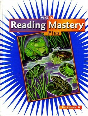 Reading Mastery Plus Grade 3  Textbook A  Reading