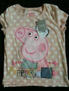 Girls Peppa Pig 2-3 Years