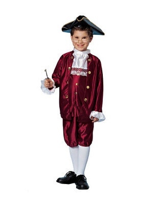 Ben Franklin Costumes (Ben Franklin Kids Halloween)