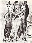 Original Chagall Lithograph