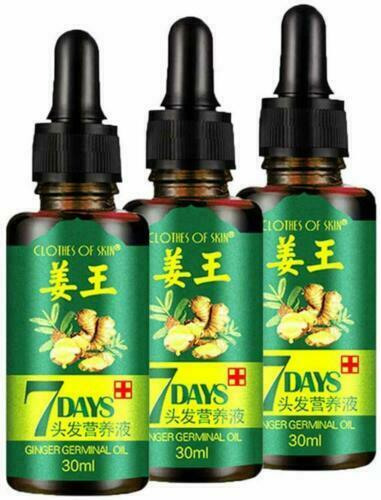 Vitaminas Para La Caida Del Cabello Tratamiento Para Hacer Crecer El Pelo 3 Unds