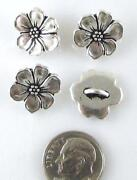 Antique Pewter Buttons