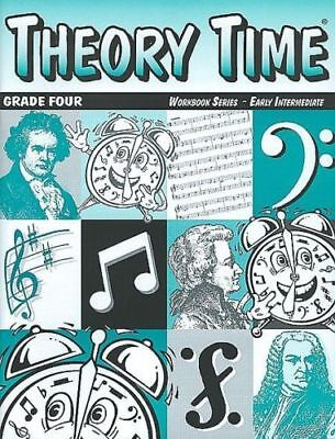 Theory Time Grade 4 - Music Theory Workbook (for all instruments)
