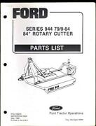 Ford Rotary Cutter