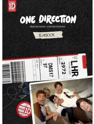 One Direction   Take Me Home  Yearbook Edition  Canadian   New Cd