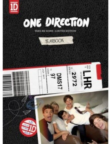 One Direction - Take Me Home: Yearbook Edition (canadian) [new Cd] Can