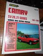 Toyota Camry Manual
