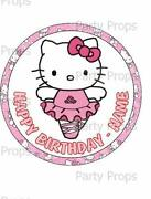 Hello Kitty Cake Decorations