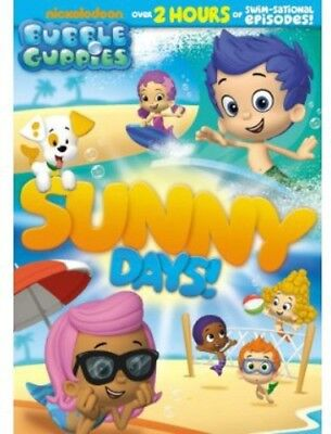 Bubble Guppies: Sunny Days! [New DVD] Full Frame - Bubble Guppies Movie